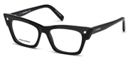 खरीदें अथवा मॉडल DSquared2 Eyewear के चित्र को बड़ा कर देखें DQ5234-001.