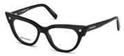 खरीदें अथवा मॉडल DSquared2 Eyewear के चित्र को बड़ा कर देखें DQ5235-001.