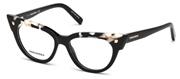 खरीदें अथवा मॉडल DSquared2 Eyewear के चित्र को बड़ा कर देखें DQ5235-005.