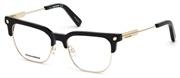 खरीदें अथवा मॉडल DSquared2 Eyewear के चित्र को बड़ा कर देखें DQ5243-001.