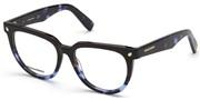 खरीदें अथवा मॉडल DSquared2 Eyewear के चित्र को बड़ा कर देखें DQ5327-056.