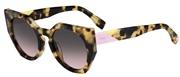 खरीदें अथवा मॉडल Fendi के चित्र को बड़ा कर देखें FF0151S-00FEN.