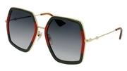 खरीदें अथवा मॉडल Gucci के चित्र को बड़ा कर देखें GG0106S-007.
