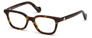 खरीदें अथवा मॉडल Moncler Lunettes के चित्र को बड़ा कर देखें ML5001-052.