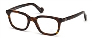 खरीदें अथवा मॉडल Moncler Lunettes के चित्र को बड़ा कर देखें ML5003-052.
