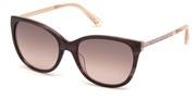 खरीदें अथवा मॉडल Swarovski Eyewear के चित्र को बड़ा कर देखें SK0218-71F.