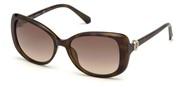 खरीदें अथवा मॉडल Swarovski Eyewear के चित्र को बड़ा कर देखें SK0219-52F.