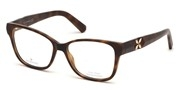खरीदें अथवा मॉडल Swarovski Eyewear के चित्र को बड़ा कर देखें SK5282-052.