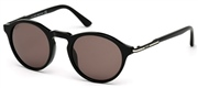 खरीदें अथवा मॉडल Tods Eyewear के चित्र को बड़ा कर देखें TO0179-01E.
