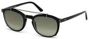 खरीदें अथवा मॉडल Tods Eyewear के चित्र को बड़ा कर देखें TO0181-01P.